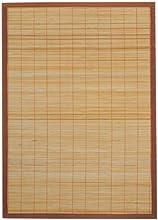 Ridder Beach 79513080-350 Tapis de bois 100 % bambou Marron 60 x 90 cm