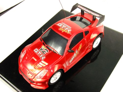 Mint Diecast 1/24 Scale Full Function Radio Control Racing Car Model Red