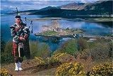 Ravensburger Puzzle - Eilean Donan Castle, Highlands Scotland (500 pieces)
