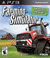 Farming Simulator - PlayStation 3 by Maximum Games