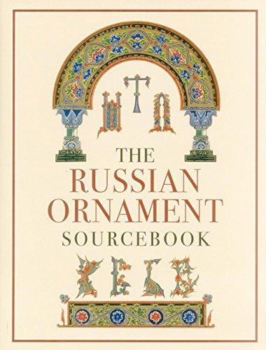 The Russian Ornament Sourcebook, by Maria Orlova, Viktor Butovski