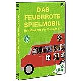 """Das feuerrote Spielmobil: Das Haus mit der Nummer 30 - Folge 01-23 [3 DVDs]von """"Josef Schwarz"""""""