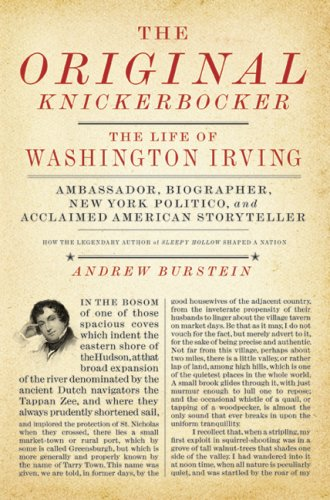 Image for The Original Knickerbocker: The Life of Washington Irving
