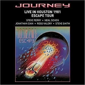 1981 Live In Houston Escape