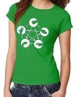-- BBT - Stein, Schere, Papier, Echse, Spock! -- Girls T-Shirt
