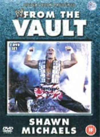 WWE - From The Vault: Shawn Michaels [2003] [DVD]