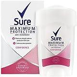 Sure Women Maximum Protection Confidence Cream Anti-Perspirant Deodorant 45ml