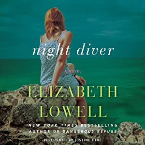 Night Diver: A Novel | [Elizabeth Lowell]