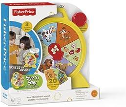 Fisher-Price See 39n Say Talking Game