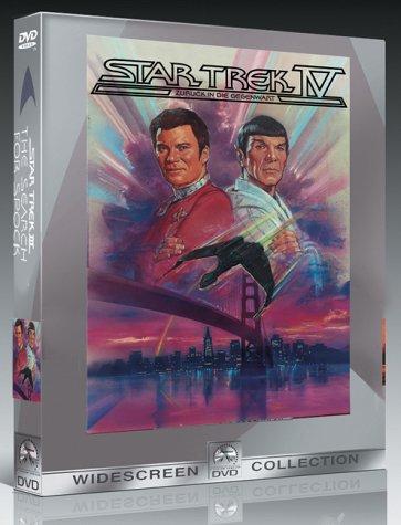 Star Trek 4 - Zurück in die Gegenwart (Special Edition, 2 DVDs)