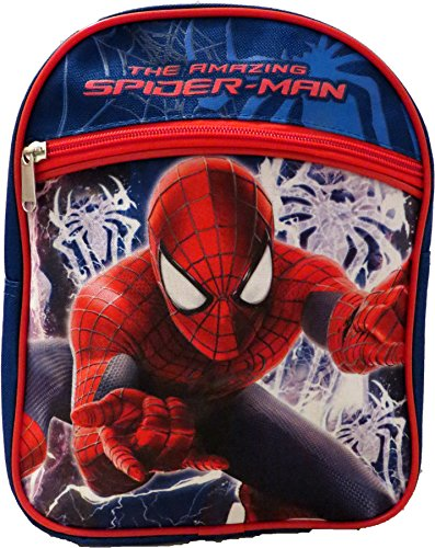 "Marvel The Amazong Spider-Man 2 10"" Toddler Backpack"
