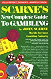 Scarne's New Complete Guide to Gambling (0671630636) by Scarne, John
