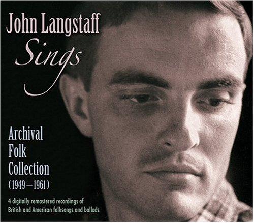 John Langstaff Sings: Archival Folk Collection, 1949-1961 front-497143