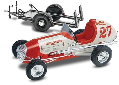 Kurtis Midget Racer Edelbrock Equipped V-8/60