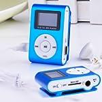 Metal Clip Digital MP3 Player FM Radi...