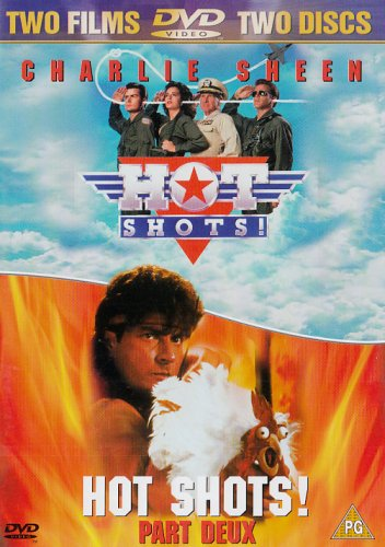 Hot Shots! Part Deux [Reino Unido] [DVD]