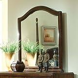 Rhapsody Oval Bureau/Hutch Mirror