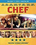 Chef (Blu-ray + DVD + Digital HD)