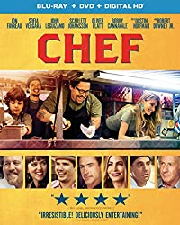 Chef (Blu-ray + DVD + DIGITAL HD with UltraViolet)