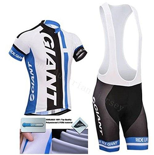 giant-ensemble-maillot-radsportbekleidungsset-maillot-a-manches-courtes-avec-short-de-cyclisme-a-bre