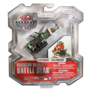 Bakugan Gundalian Invaders Deluxe Battle Gear: BOOMIX (Colours Vary)