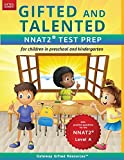 img - for Gifted and Talented NNAT2 Test Prep: Gifted test prep book for the NNAT2; Workbook for children in preschool and kindergarten (Gifted Games) book / textbook / text book