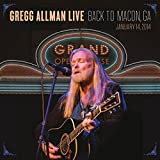 Gregg Allman Live: Back to Macon,Ga (Limited Edition)