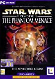 Star Wars: Episode I - The Phantom Menace (PC CD)