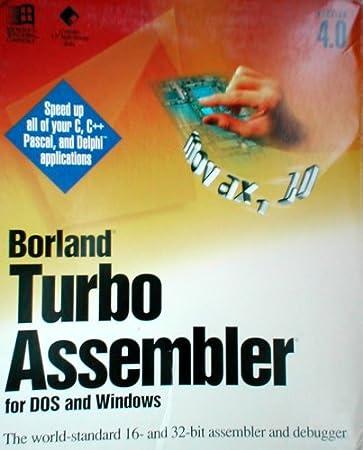 Turbo Assembler 4.0