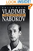 Vladimir Nabokov: The Russian Years