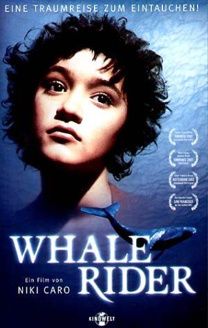 Whale Rider [VHS]