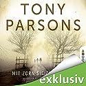 Mit Zorn sie zu strafen: Detective Max Wolfes zweiter Fall Audiobook by Tony Parsons Narrated by Dietmar Wunder
