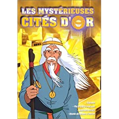 les mysterieuse cites d  'or vol5 TRACKERSURFER french dvdrip preview 0
