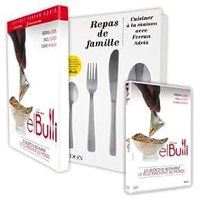Coffret El Bulli + Livre de recette - Edition limitée [+ 1 Livre de recettes]