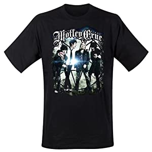 Mötley Crüe - T-Shirt Group Photo (in L)
