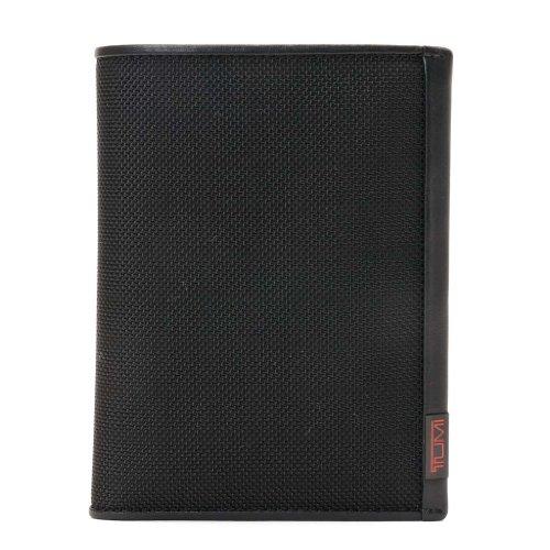 (トゥミ) TUMI 19271 ALPHA SLG パスポートケース/パスケース ブラック [並行輸入品]