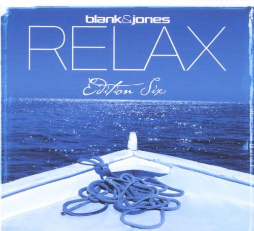 Blank & Jones - Relax Edition 6 (Six)/Deluxe Hardcover Box - Zortam Music