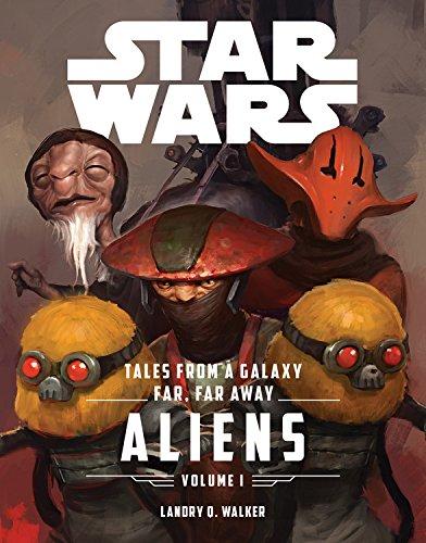 Star Wars the Force Awakens: Tales from a Galaxy Far, Far Away, Volume 1