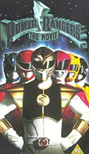 Power Rangers - The Movie [VHS]