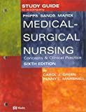 img - for Study Guide to Accompany Phipps: Medical-Surgical Nursing: Concepts and Clinical Practice, 6e book / textbook / text book
