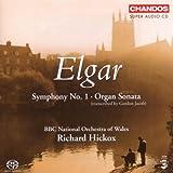 Elgar: Symphony No. 1 / Organ Sonata