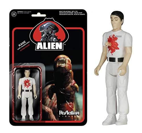 Funko Reaction: Alien Chestburster Kane Action Figure - 1