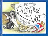Hairy Maclary's Rumpus at the Vet (New Mini-spin Picture Book)
