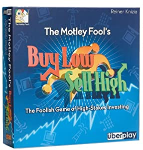The Motley Fool's Buy Low, Sell High Board Game