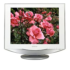 "Sony SDM-HS73/W Flat Panel 17"" LCD Monitor (White)"