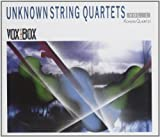 Unknown String Quartets Vol.1 Kohon Quartet