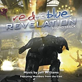 Red Vs. Blue Revelation Soundtrack