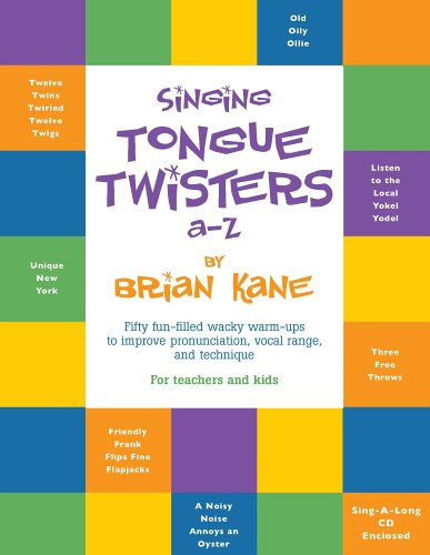 Singing Tongue Twisters A-Z