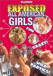 ALL AMERICAN GIRLS [DVD] Playboy