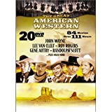 The Great American Western Limited Edition (84 Movies) ~ John Wayne